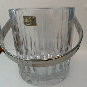 🆕 Mikasa Park Avenue Ice Bucket